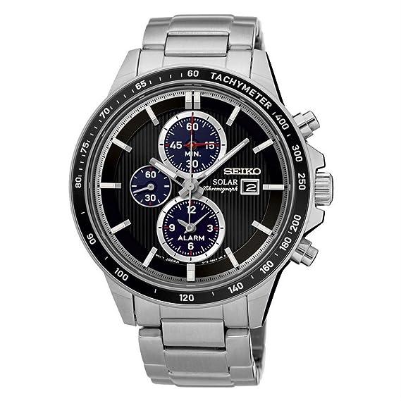Reloj hombre SEIKO SOLAR SSC435P1