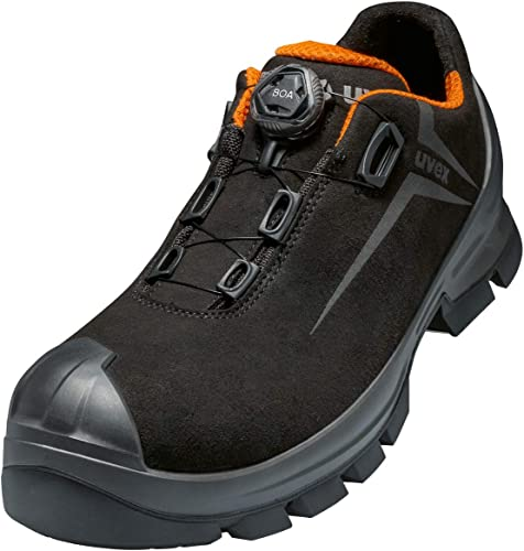 Uvex Men's 2 GTX Vibram Fire and Safety Shoe: Amazon.co.uk: Shoes & Bags
