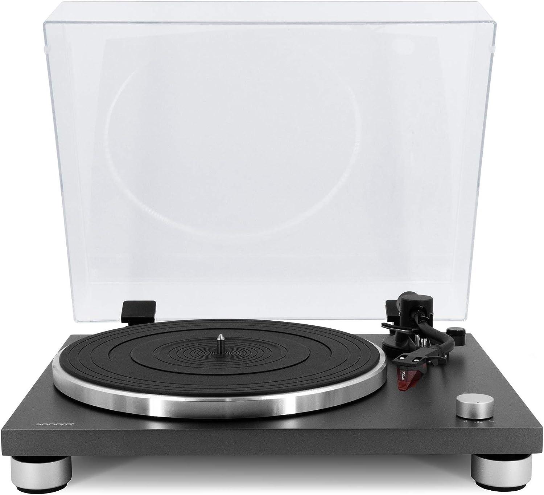 Sonoro Platinum Plattenspieler Mit Phono Vorverstärker Elektronik