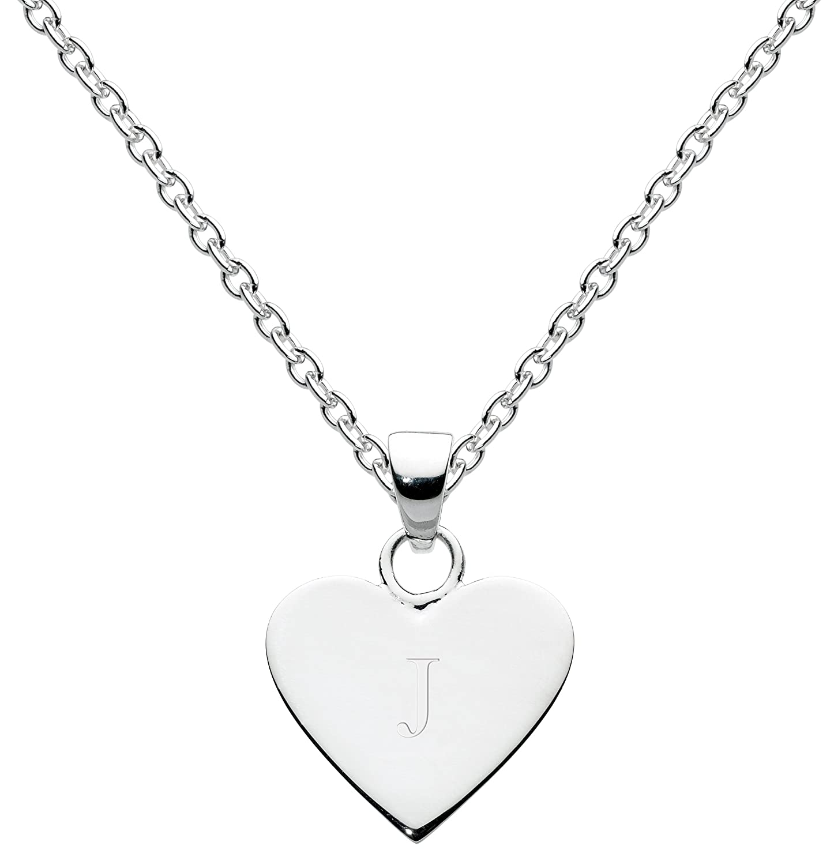 Dew Collar con colgante Niña plata - AMA9091J