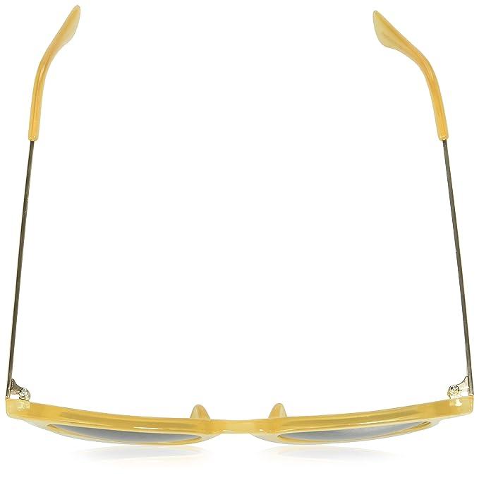 Amazon.com: A.J. Morgan - Gafas de sol cuadradas, 1.811 in ...