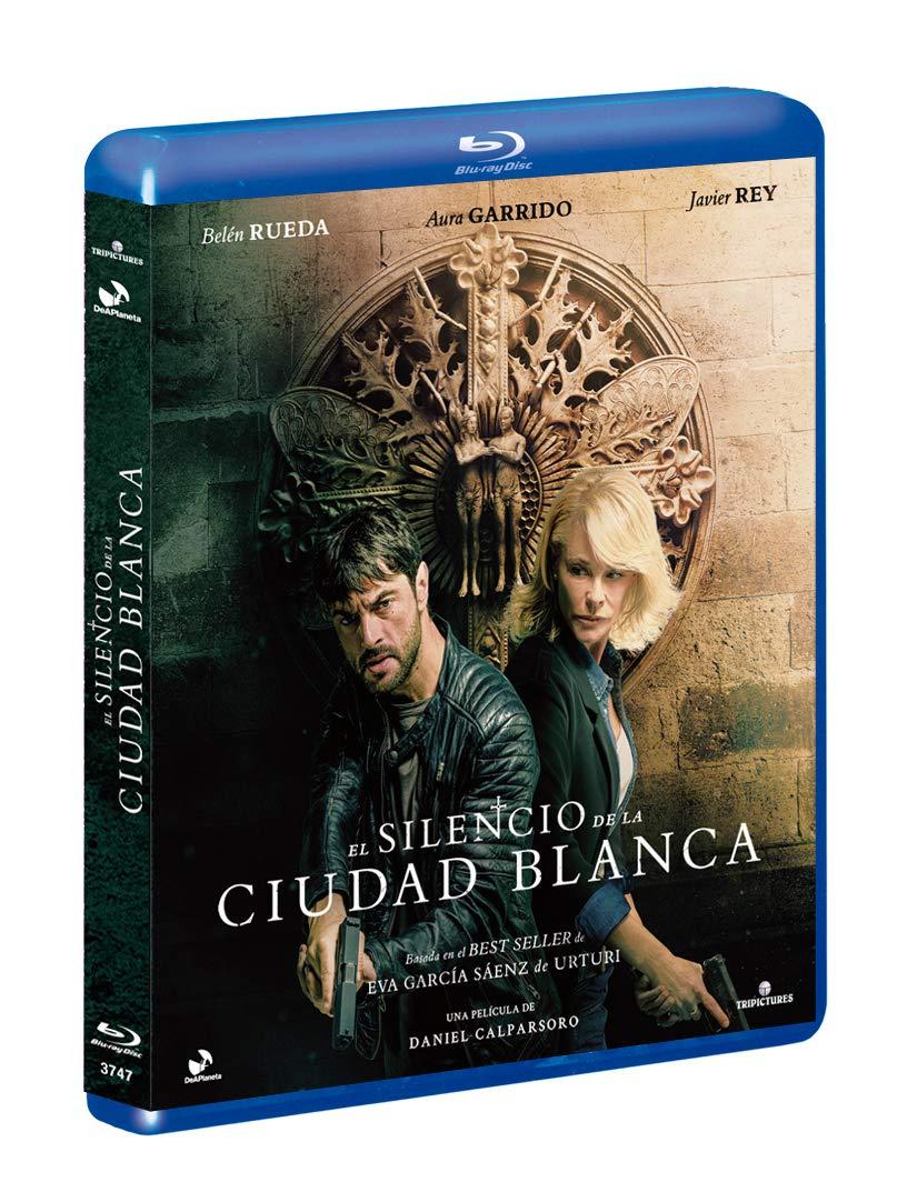 El silencio de la ciudad blanca (BD) [Blu-ray]: Amazon.es: Belén ...