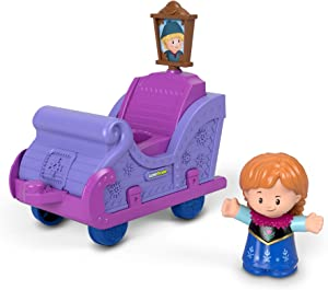 Fisher-Price Little People Disney Frozen Parade Anna Float