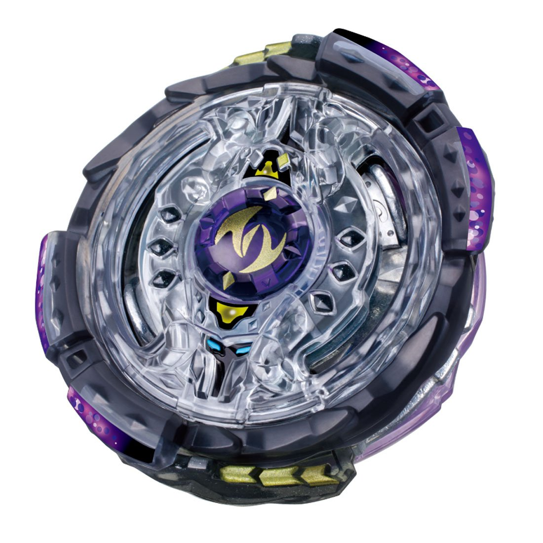 Takaratomy Beyblade Burst B-102 Twin Nemesis.3H.UI Attack Booster Top Pack Spinning