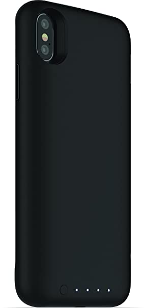 on sale 026a9 9deef mophie Juice Pack case for Apple Air iPhone X - Black: Amazon.co.uk ...