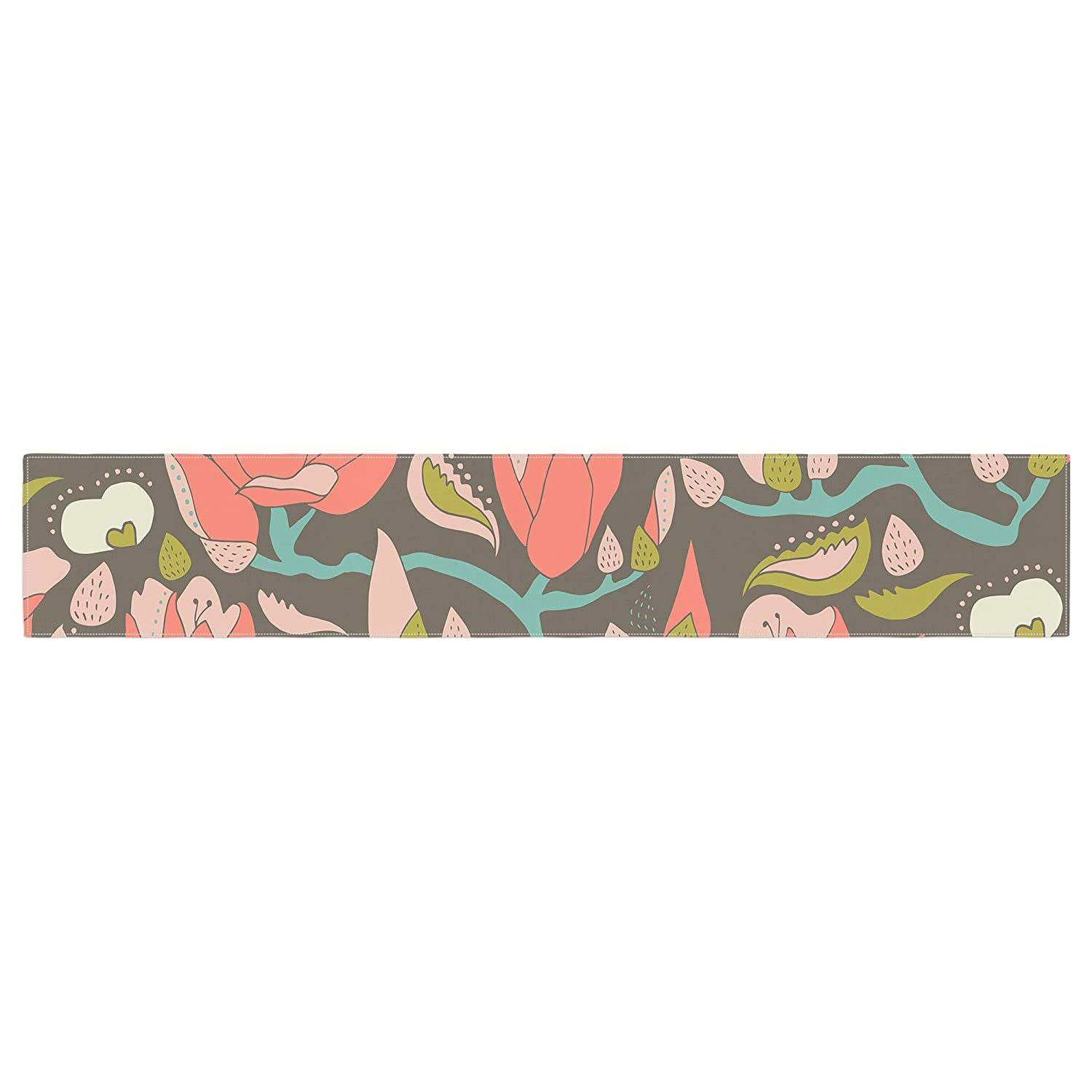 Buy Kess Inhouse Very Sarie Penelope Ii Tags Table Runner 16 X 126 Online At Low Prices In India Amazon In