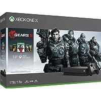 Microsoft Xbox One X 1TB Gears 5 Bundle (Black) + $105 Kohls Cash