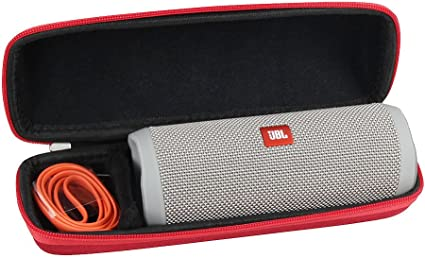 Hermitshell Travel Case Fits JBL Charge 4 Portable Waterproof Wireless Bluetooth Speaker