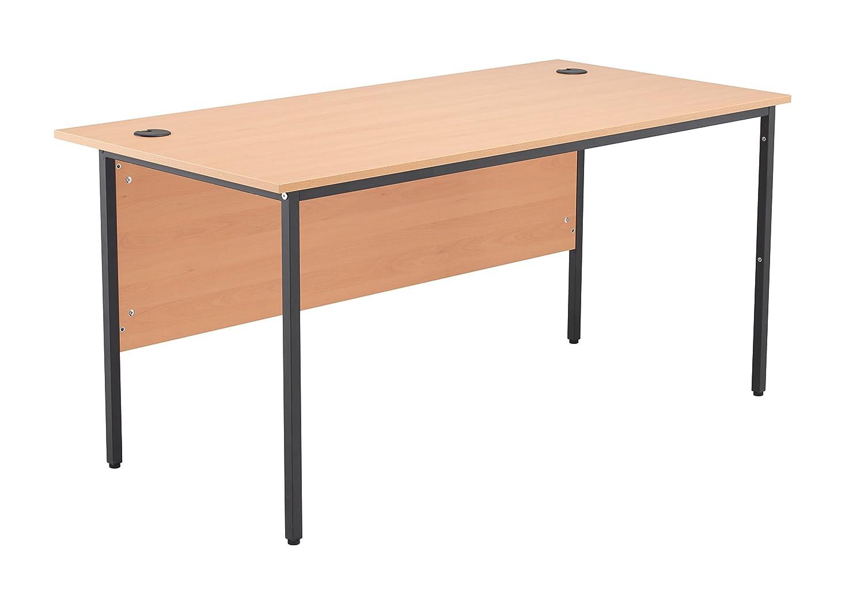 OFP Direct First Steel Under Desk Pedestal 3 Drawer Silver