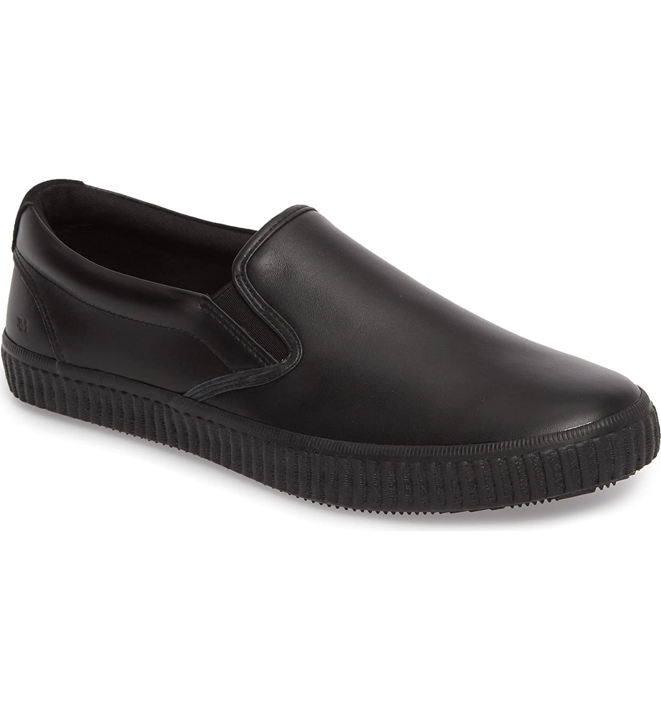 [アンドリューマーク] メンズ スニーカー Andrew Marc Riverside Slip-On Sneaker (M [並行輸入品] B07DTFQC3X 7.5-D