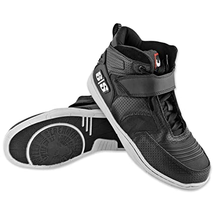 9ad26e33777e5f Amazon.com  Speed and Strength Run With the Bulls 2.0 Men s Moto Leather  Shoes (Black