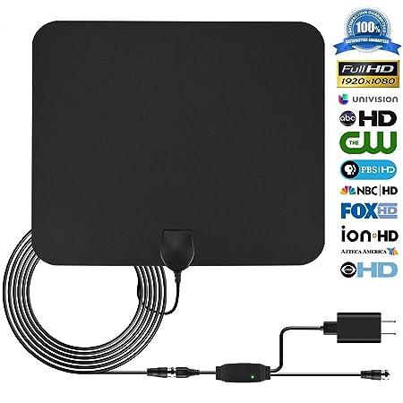 Review Indoor Digital TV Antenna,POWKER