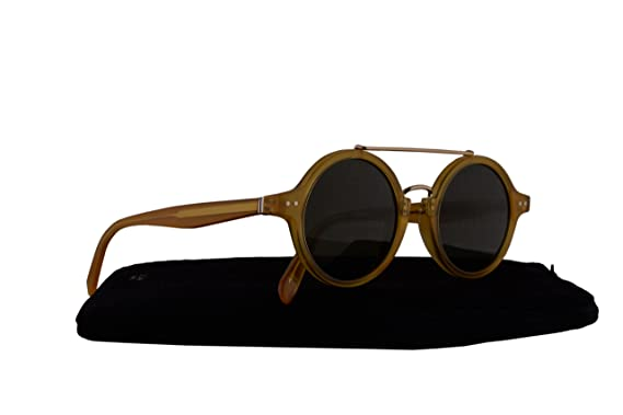 6444f9ae0c9 Celine Authentic Sunglasses CL 41436 S Honey Crystal w Brown Lens PD970  CL41436 S (47mm)  Amazon.co.uk  Clothing