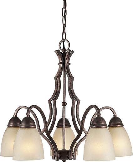 Amazon.com: Forte iluminación 2281 – 05 – 27 – Lámpara de ...