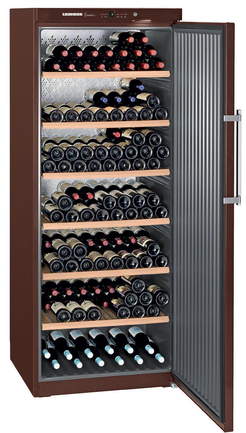 Liebherr WKT 6451 Libera installazione Marrone 312bottiglia/bottiglie A+ cantina vino WKT 6451-20