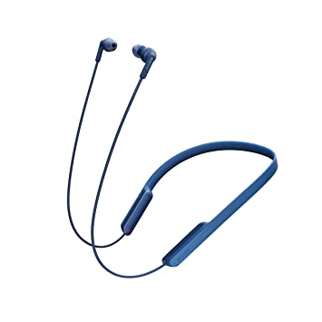 dcec94daf1c Sony MDR-XB70BT - Auriculares Bluetooth de contorno de cuello (EXTRA BASS,  NFC