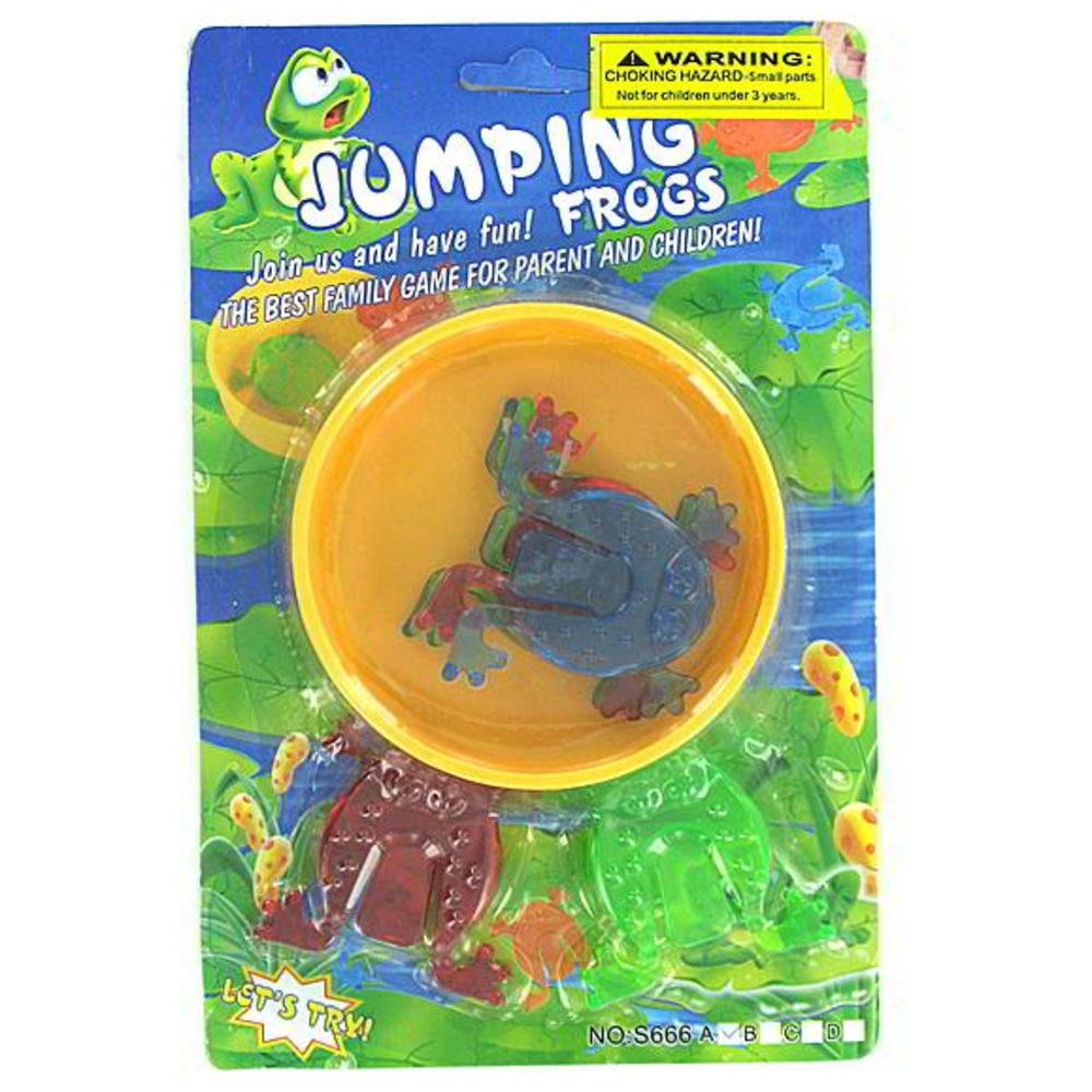 Leap Frog Jumping Game