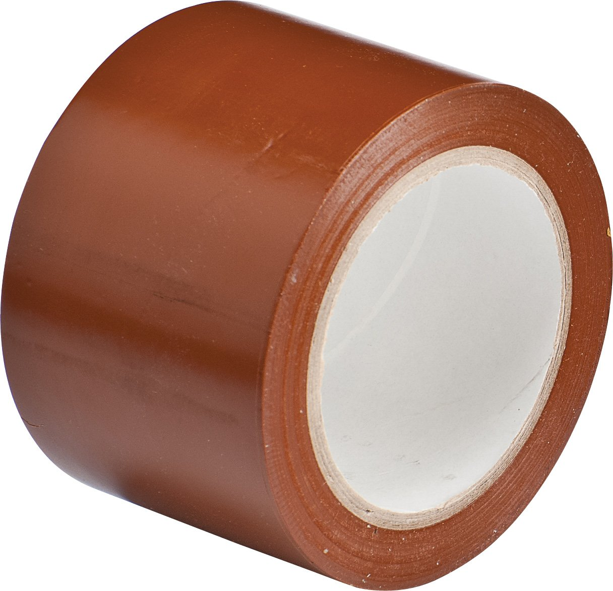 Brady 102832  Vinyl Tape 3'' x 36 Yards. Vinyl Aisle Marking Tape - 3'' Brown (1 Roll)