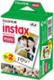 Fujifilm 16386016 Instanx Mini Direktbildsfilm