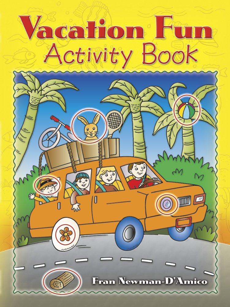 Vacation Fun Activity Book (Dover Children's Activity Books) PDF