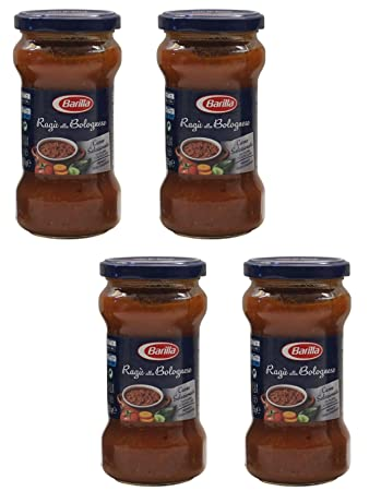 "Barilla: ""Ragu alla Bolognese"" Pasta Sauce with Meat - 10.4 Ounce ("