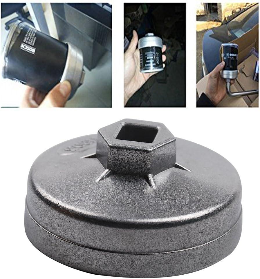 Chiave a Bussola per Filtro Olio Auto 27 mm TShopm Attacco da 3//8 per Mercedes-Benz