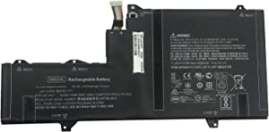 Dentsing 11.55V 57Wh/4935mAh 3-Cell OM03XL HSTNN-IB7O 863167-171 Laptop Battery Compatible with HP EliteBook x360 1030 G2 1GY31PA Series Notebook OM03 HSN-I04C 863280-855