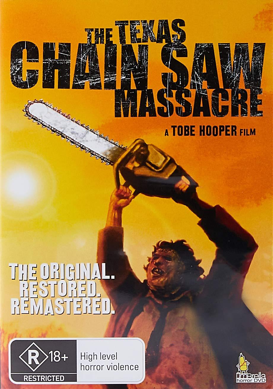 Texas Chainsaw Massacre Edizione: Stati Uniti Italia DVD ...