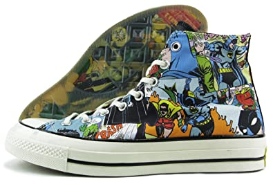 Converse Chuck Taylor DC Comics Men's Sneakers Batman