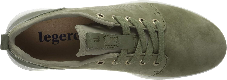 Legero Essence Sneakers voor dames Grün (Dusty Olive (Grün) 72)