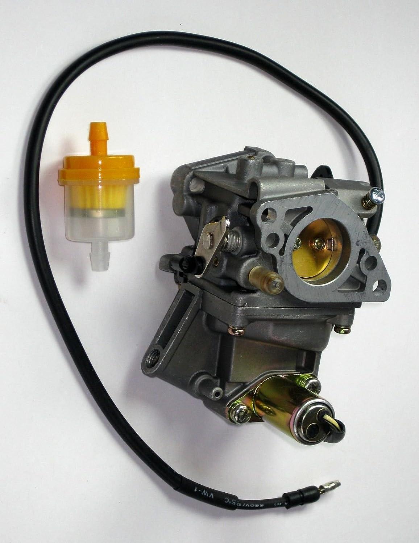 dilei Carburetor Fits Honda GX610 18HP GX620 20HP OHV V Twin