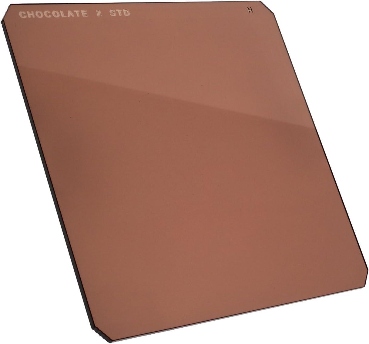 2.67x3.35 Resin Solid Color Chocolate 3 Formatt-Hitech 67x85mm