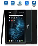 Dragon Touch X10 Film TopAce Premium Quality Tempered Glass 0.3mm Screen Protector for Dragon Touch X10 10.6 Inch (1 Pack)