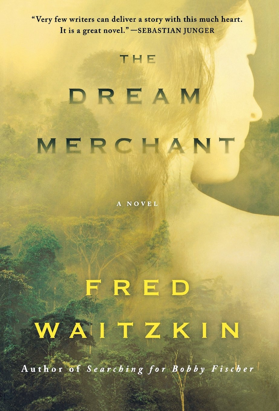 The Dream Merchant: A Novel: Fred Waitzkin: 9781250011367: Amazon: Books