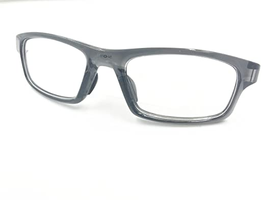 878c74a28d Replacement Eye Frame for Crosslink Pitch OX8037 0254 Glass Temples 54mm  (Pewter)