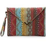 Shoulder Bag, Sandistore Women Ladies Envelope Clutch Handbag Purse Tote Bag