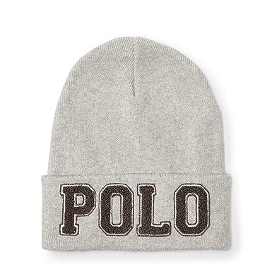 Ralph Lauren - Bonnet POLO en coton  Amazon.fr  Vêtements et accessoires d6206d9acfb