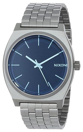 Nixon A0451427 - Reloj de pulsera hombre, acero inoxidable: Nixon: Amazon.es: Relojes