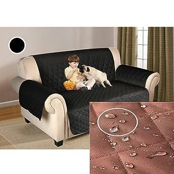 TUTU-C Alfombrilla impermeable para mascotas, perros, gatos, asientos para sofá,