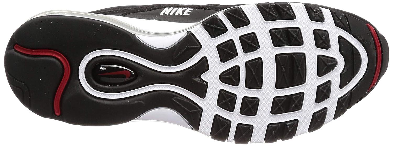 Zapatillas para Hombre NIKE Air MAX 97 Premium en Tela Negra 312834 008