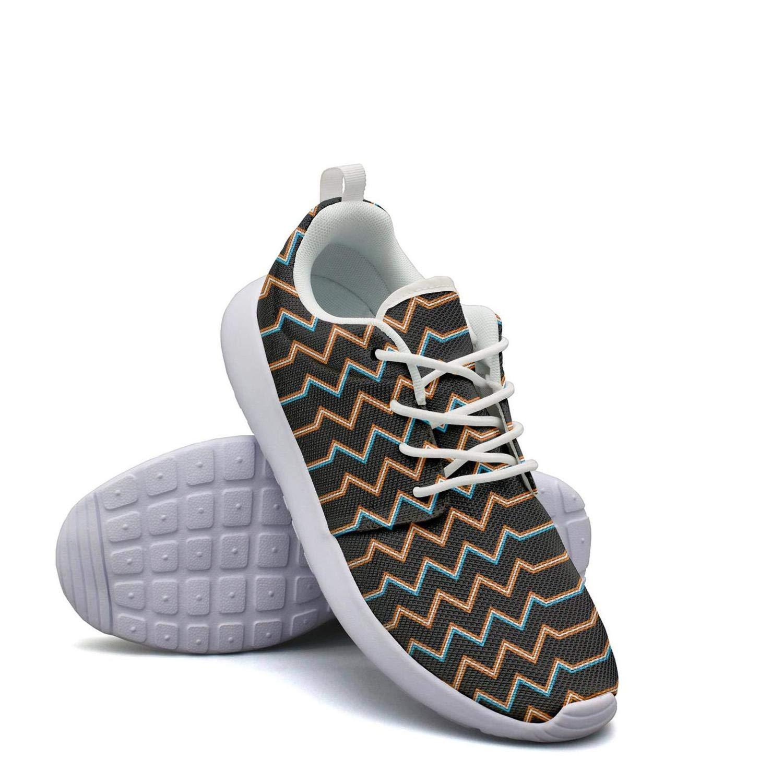 ERSER Stripe Wave Winter Running Shoes Women