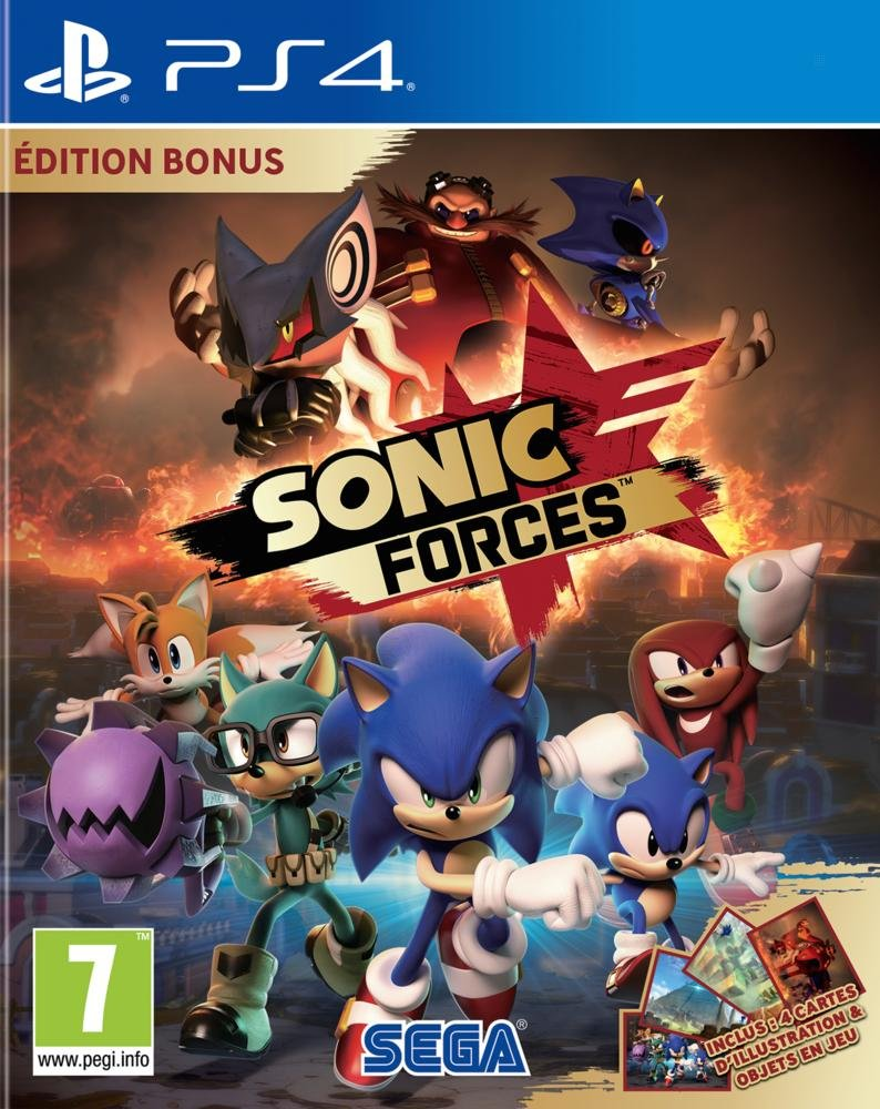 Sonic Forces - PS4 |