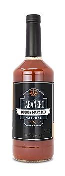 Tabañero 32-ounce Bottle Bloody Mary Mix