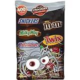 MARS Chocolate Halloween Candy Variety Mix 126.3-Ounce 400-Piece Bag