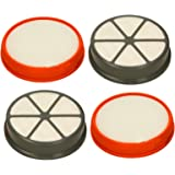 SPARES2GO Pre & Post Motor Type 90 HEPA Filter Set for Vax Mach Air Upright Vacuum Cleaner (Pack of 2)
