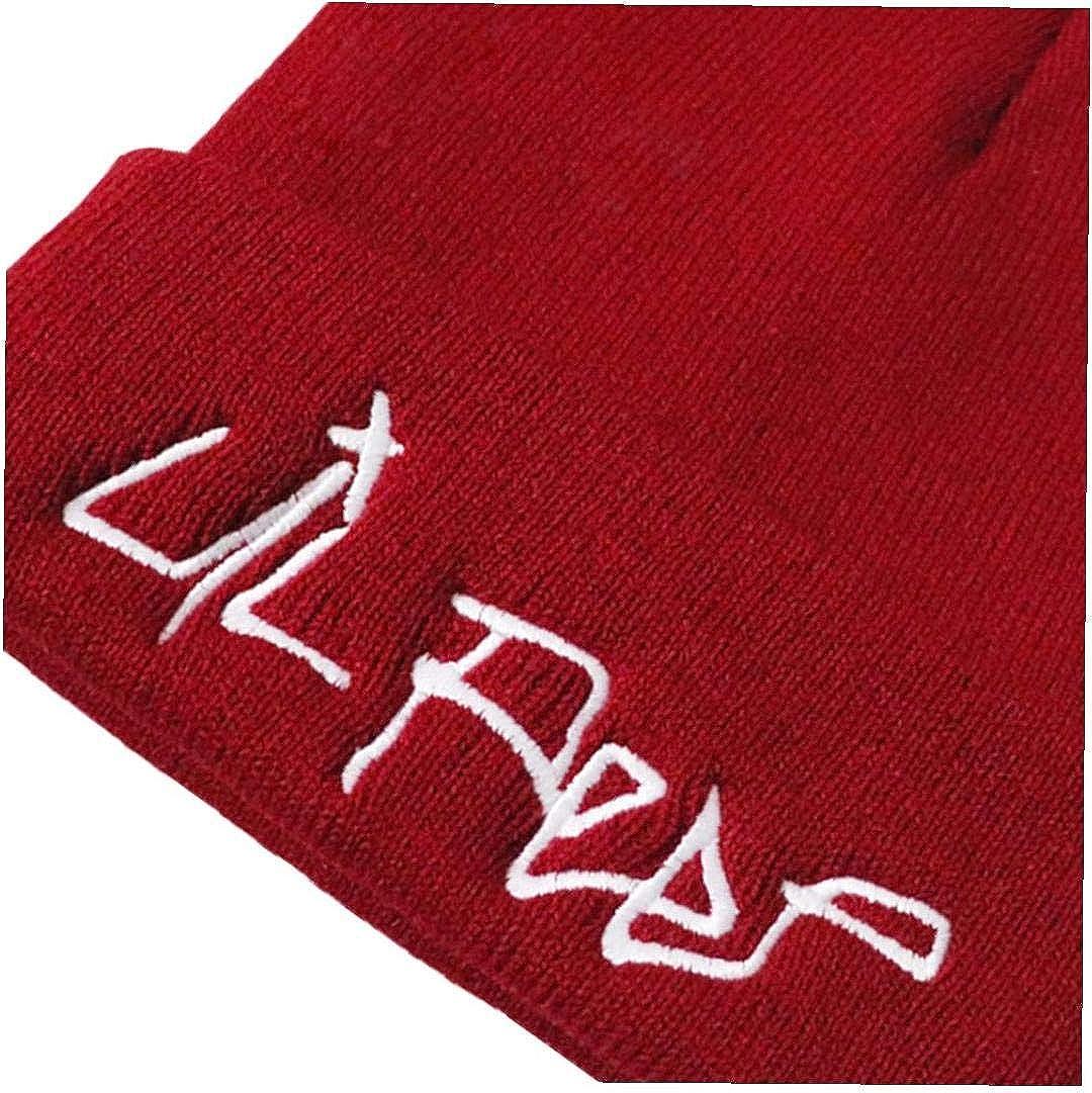 Lankater Unisex Individuelle Beanie Personalisierte Mit Text Gestickte Geschenke Winterm/ütze Warme Strickb/ündchen Cap