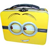 "Despicable Me Minion Mini Tin Tote Box 4.125""x 5.5"" x 2.5"""
