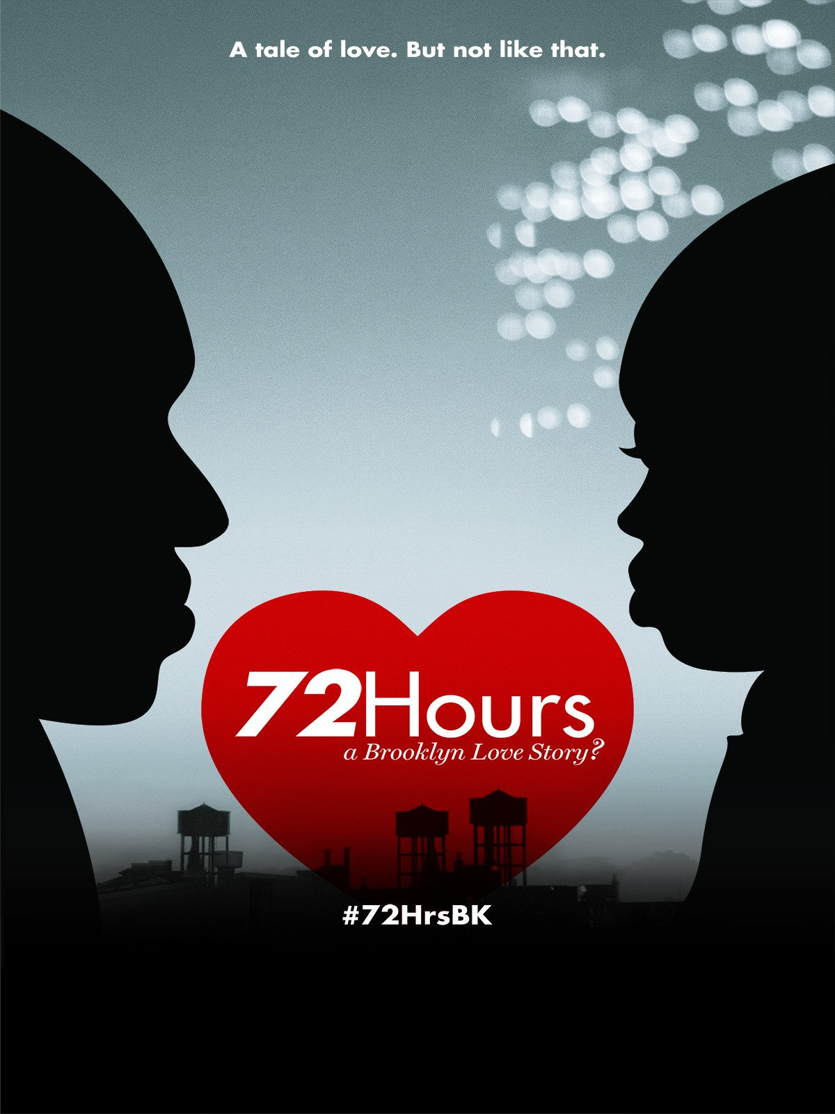 Amazon.com: 72 Hours: A Brooklyn Love Story?: Melvin Mogoli, Andrea ...