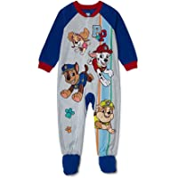Peas /& Carrots Boys Toddler Microfleece Footed Blanket Sleeper