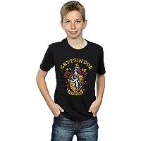 Harry Potter Boys Gryffindor Crest T-Shirt